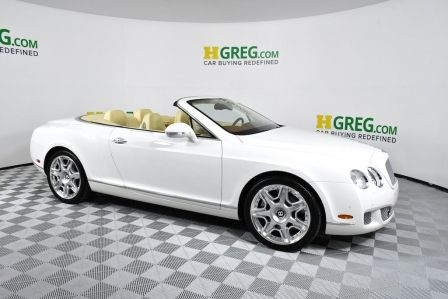 Used Pre Owned Bentley Continental Gt S For Sale In Florida