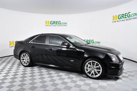 Used Pre Owned Cadillac Cts V S For Sale In Florida Hgreg Com