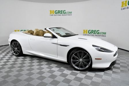 used & pre-owned aston martin db9's for sale in ft. lauderdale