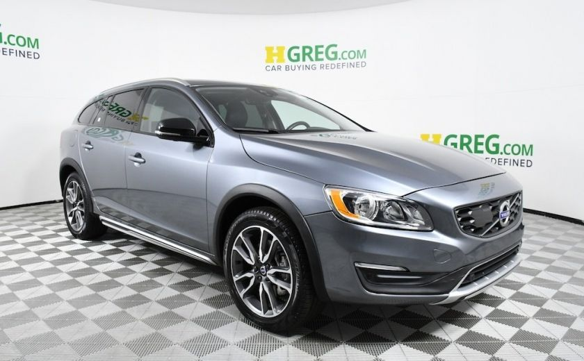 Used 2018 Volvo V60 Cross Country For Sale
