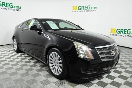 Used Cadillac Cts Coupe >> Used Pre Owned Cadillac Cts Coupe S For Sale In Florida Hgreg Com