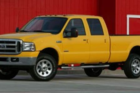 2005 Ford Super Duty F 350 SRW XL #0