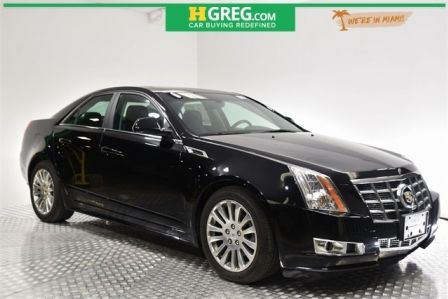 2013 Cadillac CTS Premium #0