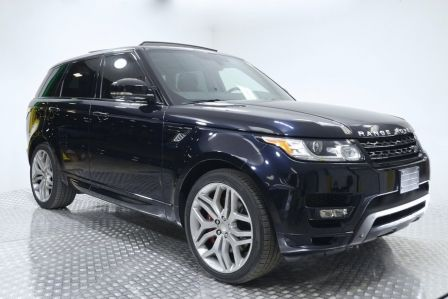 2014 Land Rover Range Rover Sport Autobiography #0