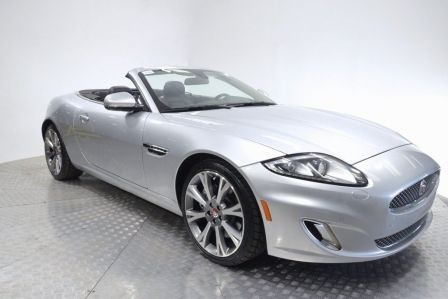 2014 Jaguar XK Base #0