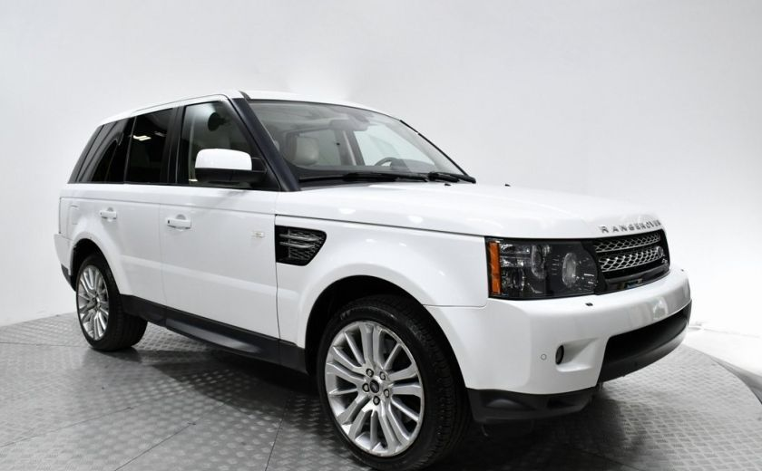 2013 Land Rover Range Rover Sport HSE LUX #0