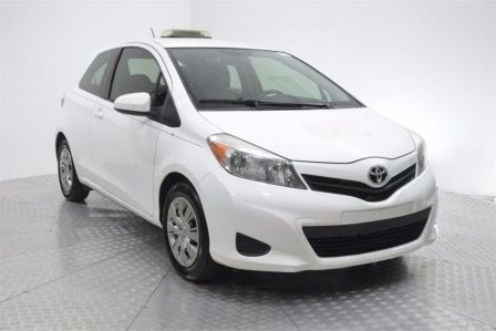 2013 Toyota Yaris L #0