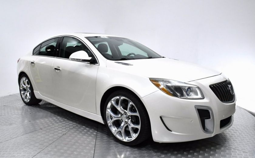 2013 Buick Regal GS #0