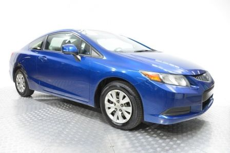 2012 Honda Civic Cpe LX #0