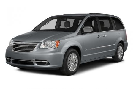 2015 Chrysler Town   Country Touring #0