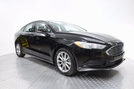 2017 Ford Fusion SE #0