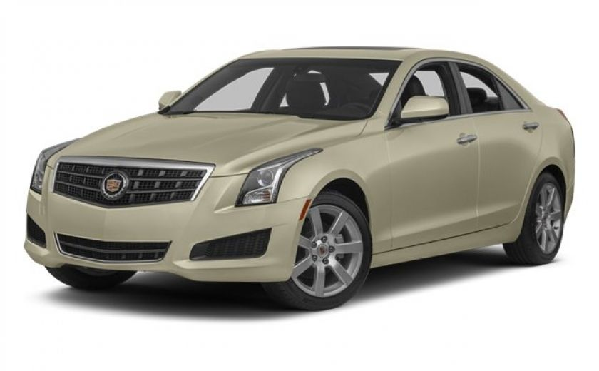 2014 Cadillac ATS Standard RWD #0