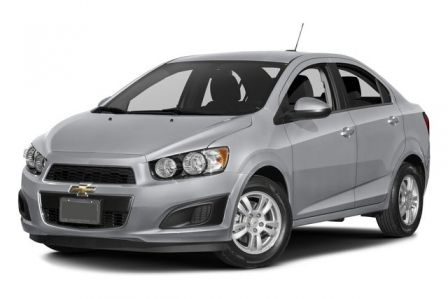 2016 Chevrolet Sonic LS #0