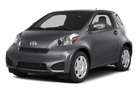 2015 Scion iQ Base #0