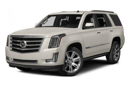 2015 Cadillac Escalade Luxury #0