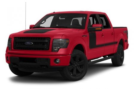 2013 Ford F 150 FX4 #0