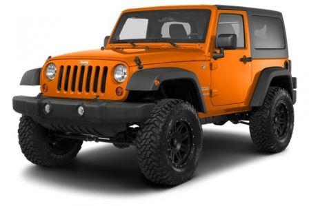 2013 Jeep Wrangler Sahara #0