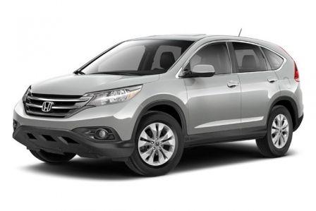 2012 Honda CR V EX #0