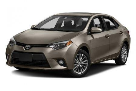 2016 Toyota Corolla LE #0
