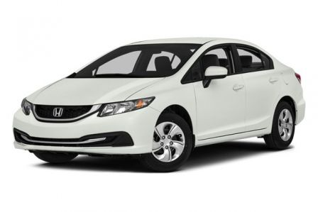 2014 Honda Civic Sedan LX #0