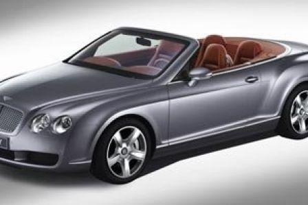 2009 Bentley Continental GT Base #0