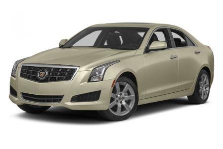 2013 Cadillac ATS Luxury #0