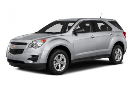 2015 Chevrolet Equinox LS #0