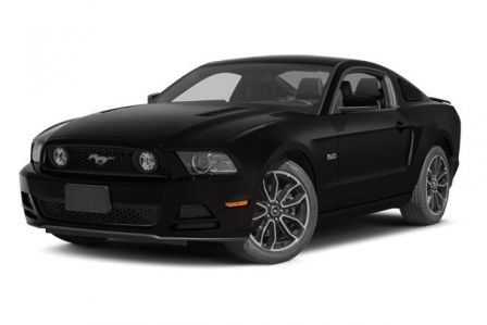 2014 Ford Mustang GT #0