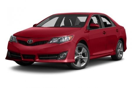 2013 Toyota Camry LE #0