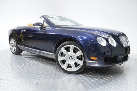 2008 Bentley Continental GT Base #0