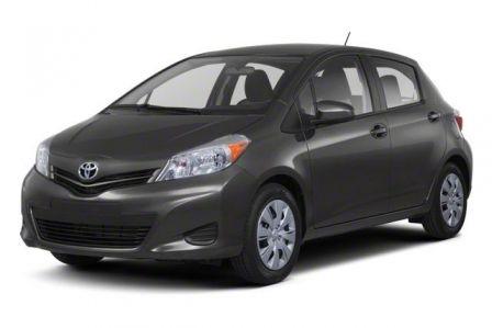 2013 Toyota Yaris LE #0