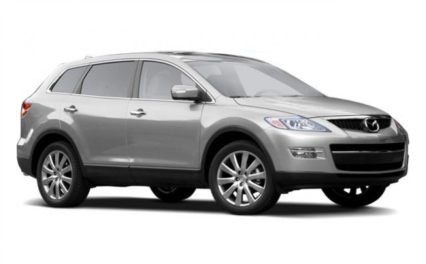 used 2009 mazda cx 9 for sale. Black Bedroom Furniture Sets. Home Design Ideas