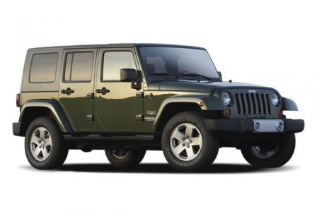 2009 Jeep Wrangler Unlimited X #0