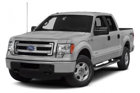 2013 Ford F 150 XLT #0