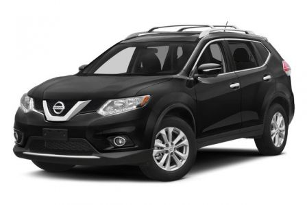2015 Nissan Rogue SV #0
