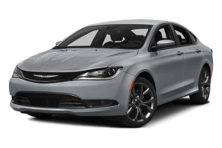 2015 Chrysler 200 Limited #0