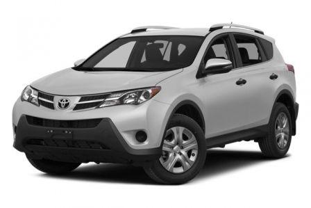 2014 Toyota RAV4 XLE #0