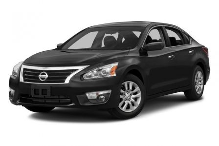 2015 Nissan Altima 2.5 S #0