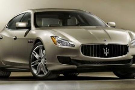 2014 Maserati Quattroporte GTS #0