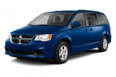 2012 Dodge Grand Caravan Crew #0