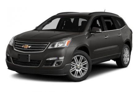 2015 Chevrolet Traverse LT #0