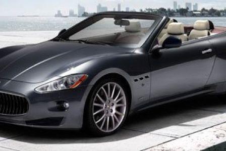 2012 Maserati GranTurismo Convertible Sport #0