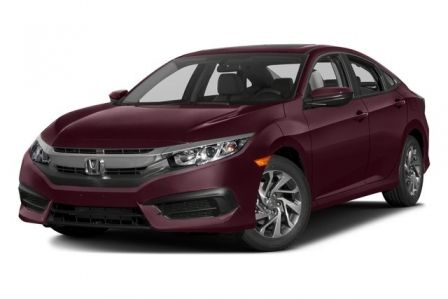 2016 Honda Civic EX #0