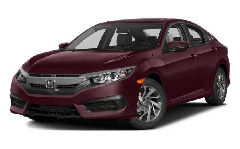 used 2016 honda civic for sale. Black Bedroom Furniture Sets. Home Design Ideas