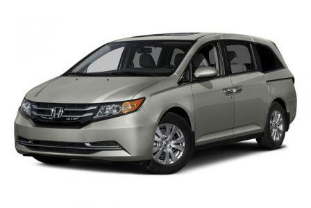 2015 Honda Odyssey EX-L #0