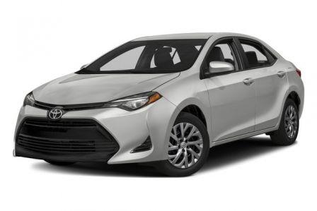 2017 Toyota Corolla LE #0