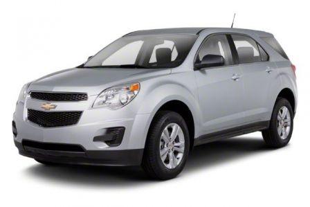2010 Chevrolet Equinox LS #0