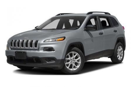 2016 Jeep Cherokee Sport #0