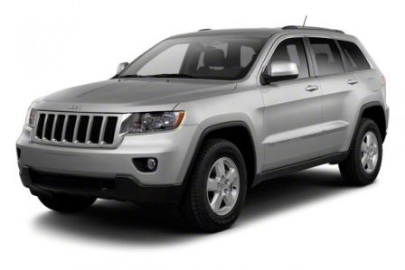 2011 Jeep Grand Cherokee Overland Summit #0