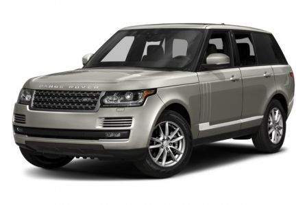 2017 Land Rover Range Rover SV Autobiography Dynamic #0